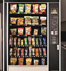 how much does a vending machine make